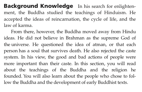 difference between hinduism and buddhism essay