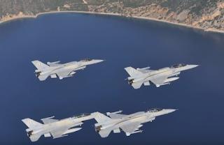 ΙΑΠΩΝΑΣ φωτογράφος εντυπωσιάστηκε από τα ΜΑΧΗΤΙΚΑ F-16 της Πολεμικής Αεροπορίας και έκανε ένα εντυπωσιακό αφιέρωμα - ΒΙΝΤΕΟ