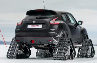 Nissan Juke Nismo RS Trax
