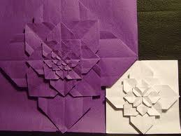 Origami Hydrangea By Shuzo Fujimoto