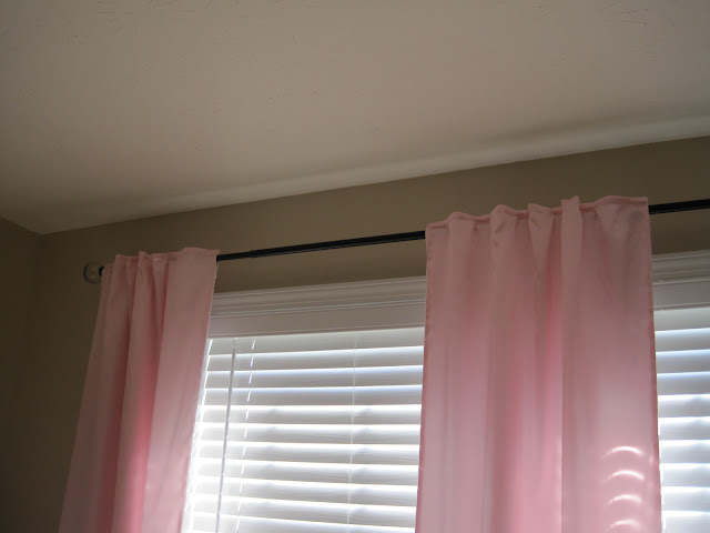 designed to dwell  rub  u0026 buff curtain rod
