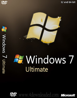 Windows 7 Ultimate 32 Bit ISO