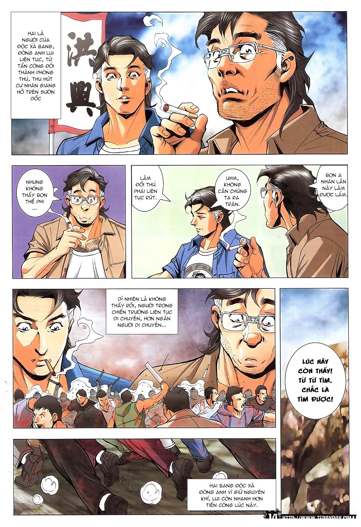 Người Trong Giang Hồ Chap 1836 - Next Chap 1837