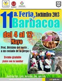 feria xochimilco 2013