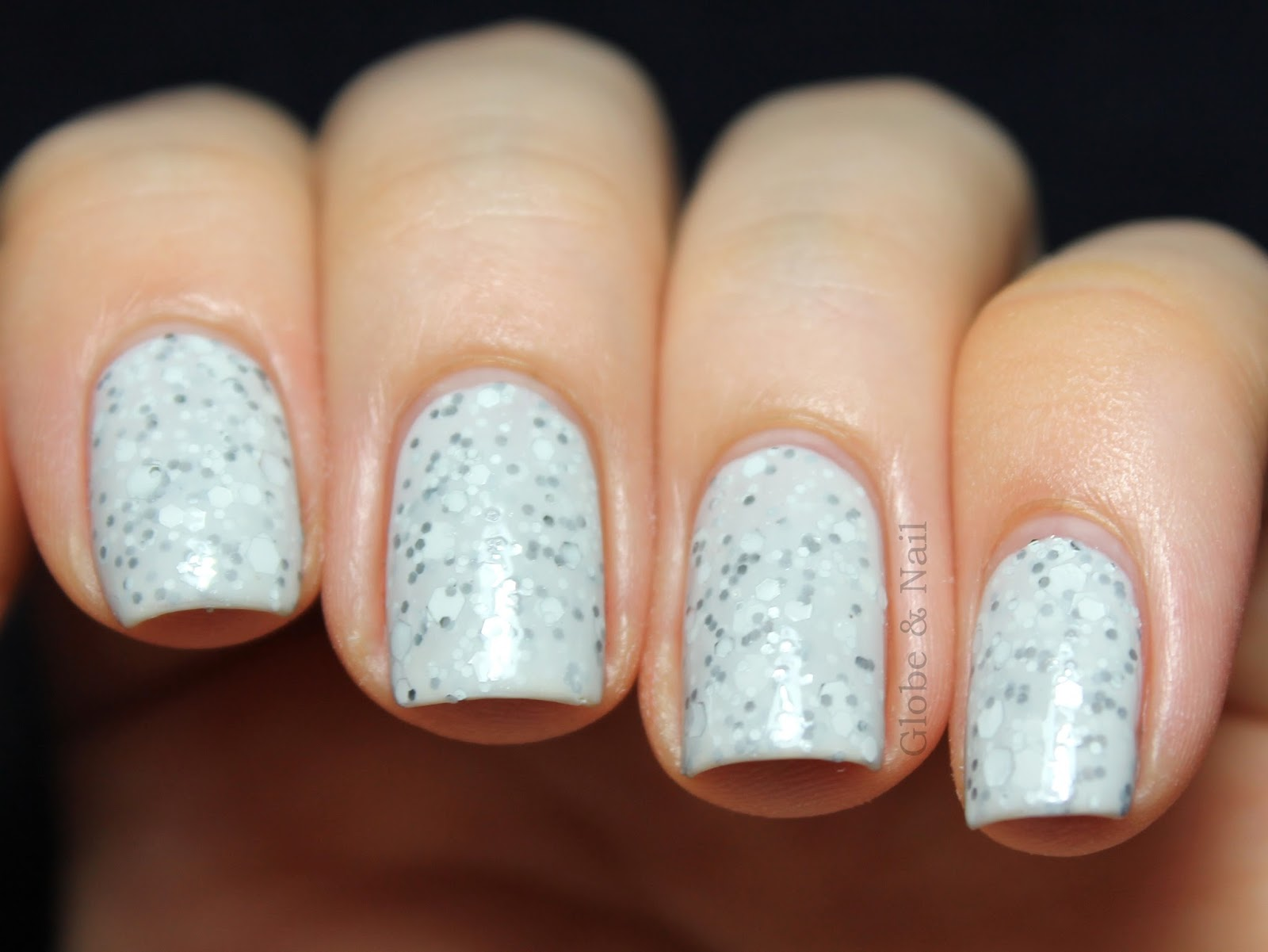 Globe & Nail: Nerd Lacquer: Don\'t Blink