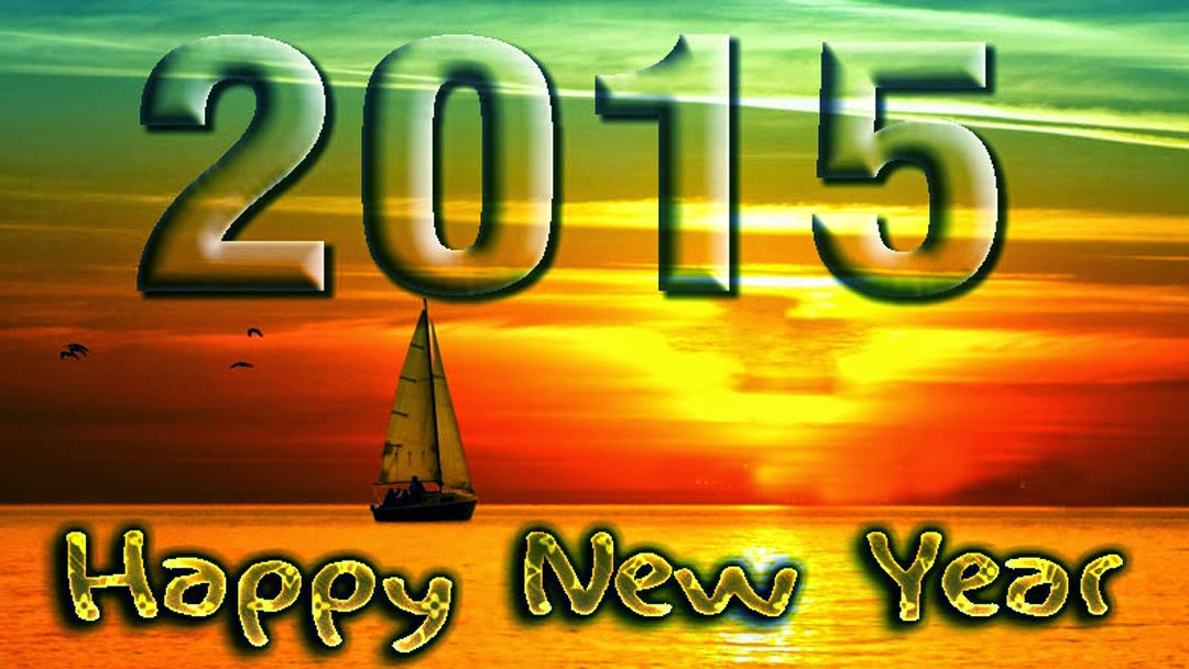 Happy New Year 2015 HD Cards For All My Friends