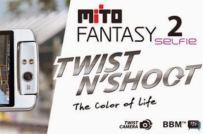 Mito Fantasy Selfie 2