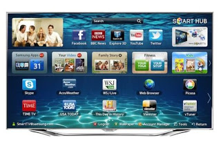 Samsung Smart TV ES9000