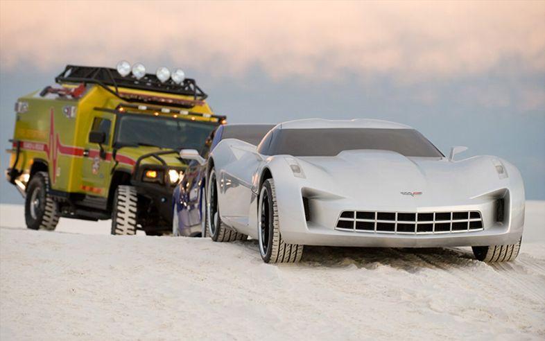 Childhood Obesity Prevention Chevrolet Corvette Stingray Concept
