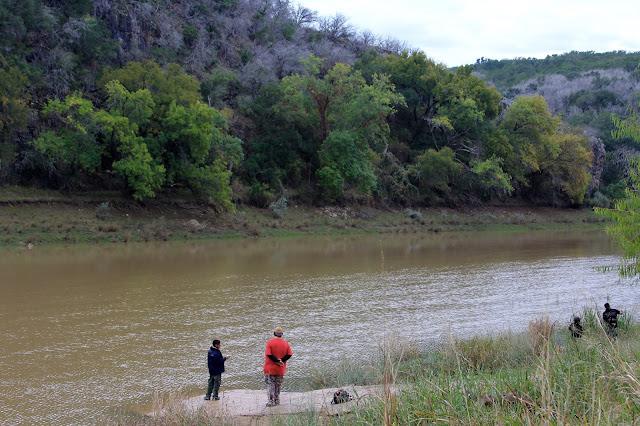 Colorado River-Colorado Bend State Park-Bend, Texas