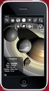 SKYORB - SOFTWARE DI ASTRONOMIA GRATIS PER IPHONE 5 4S 4 3GS