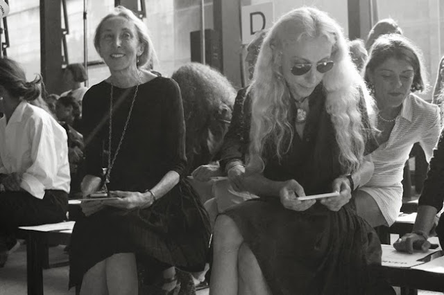 Carla and Franca Sozzani