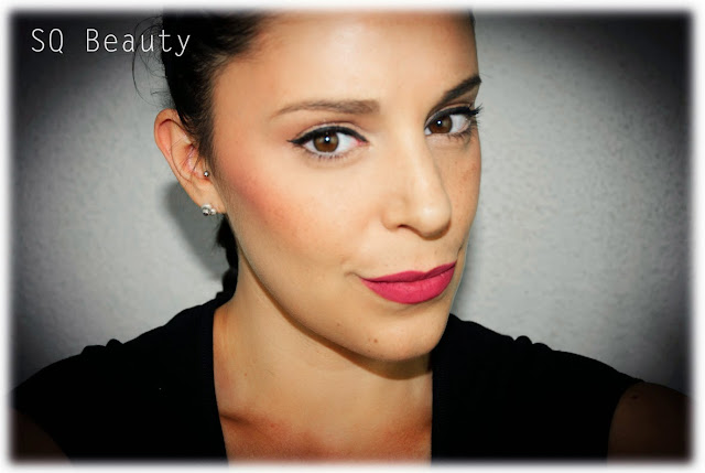 Tu maquillaje perfecto toda la noche, your makeup last all night long Silvia Quiros