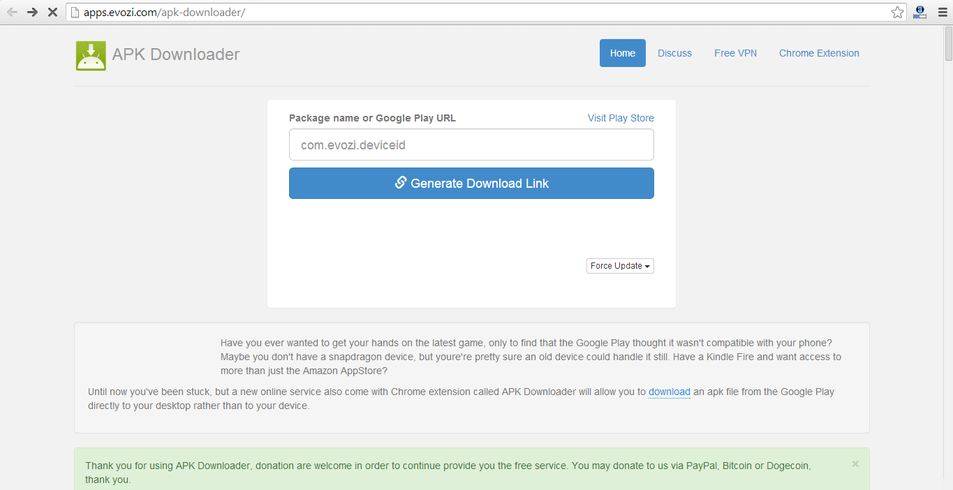 Cara Download Apk dari Pc di Play Store