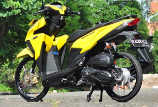 Gambar Modifikasi Motor Honda Vario 150 eSP