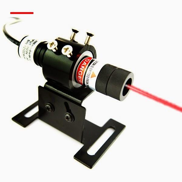machine tool laser alignment