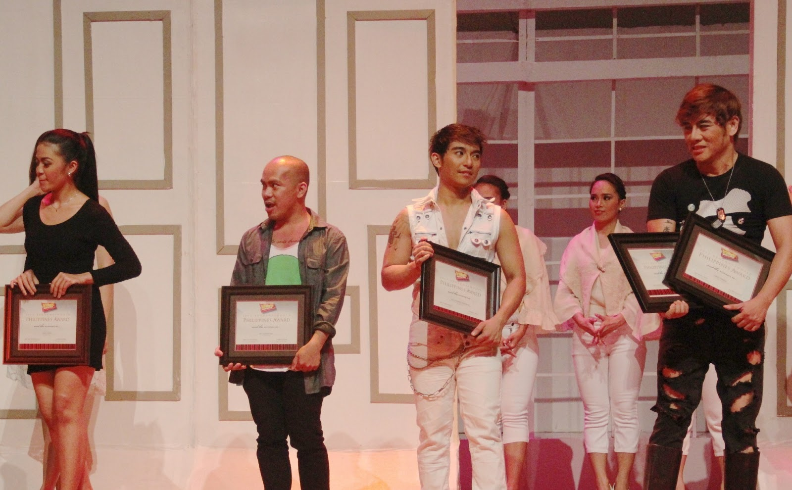Philippine Stagers Foundation Accepts Five BWW Awards