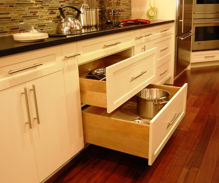 Unique Home Construction 7 Pot Drawer Ideas To Include In Your Kitchen Remodel