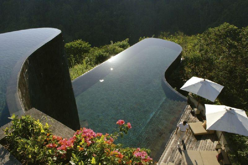 Infinite pool