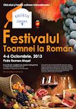 FEstivalul Toamnei la Roman 2013