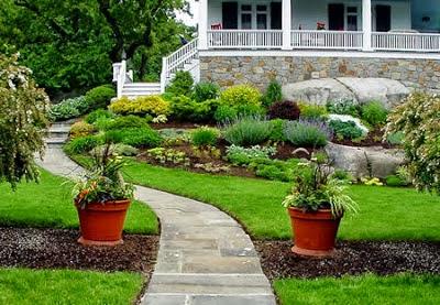 taman rumah sederhana | dunia rumah minimalis