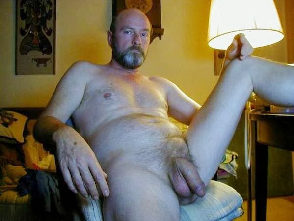 Gay older men nude