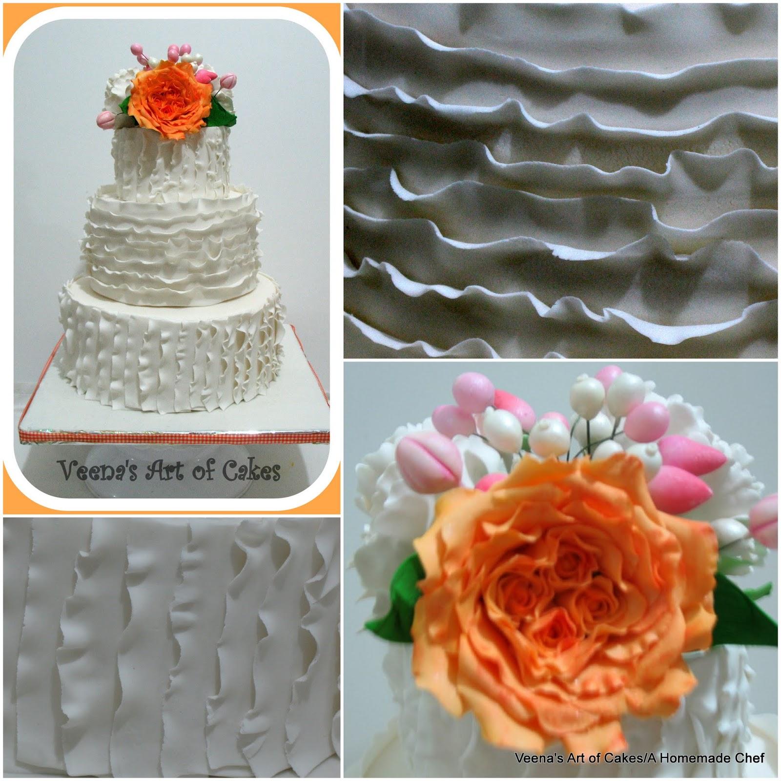 Open a wedding cake business