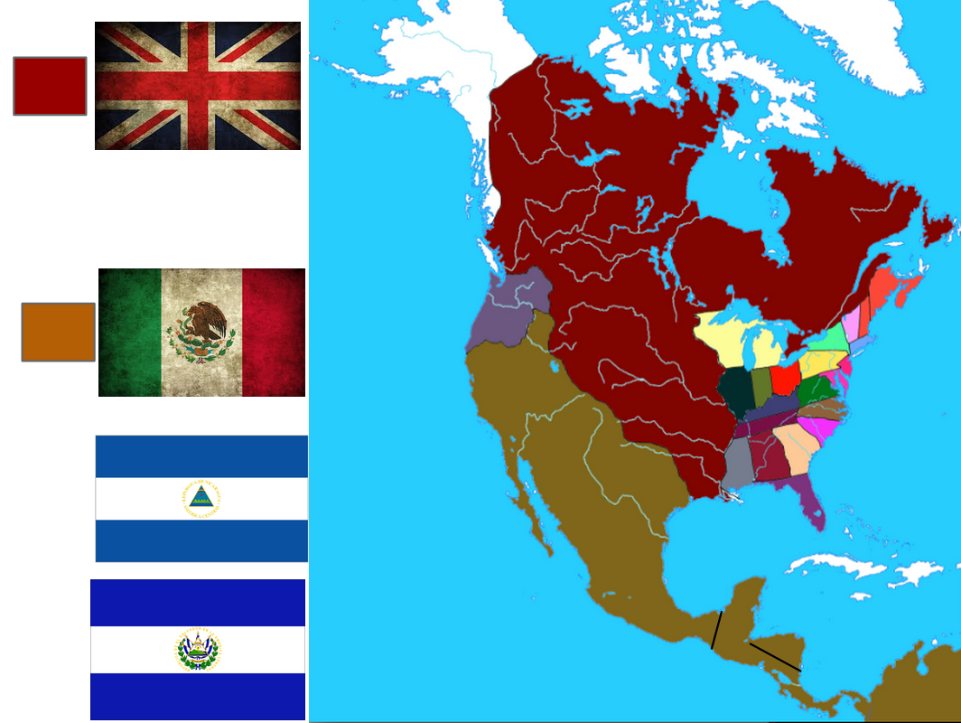 california and the west coast most likely would have stayed isolated from the rest of the continent until colonized or contacted by the british or mexicans
