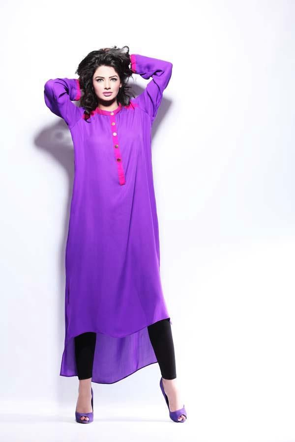 Charm by rabiya mumtaz colour full dresses collection 2012 for Bano market faisalabad dresses