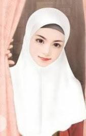 keindahan wanita