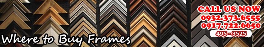 Cebu Frames