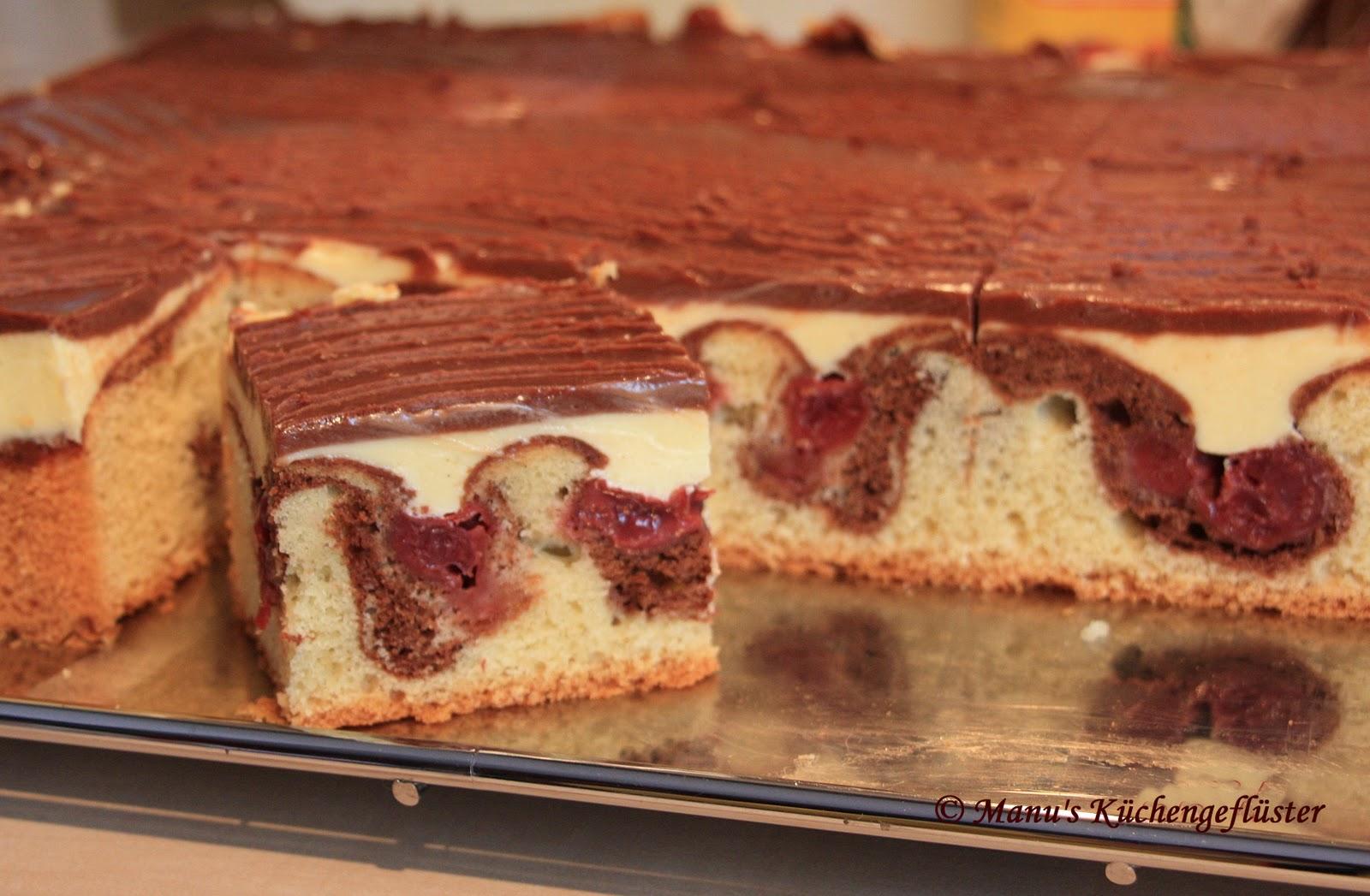 Kuchen thermomix donauwelle