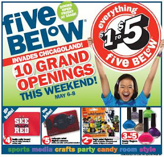 Five below a dollar store for teens and tweens opens in orland hills