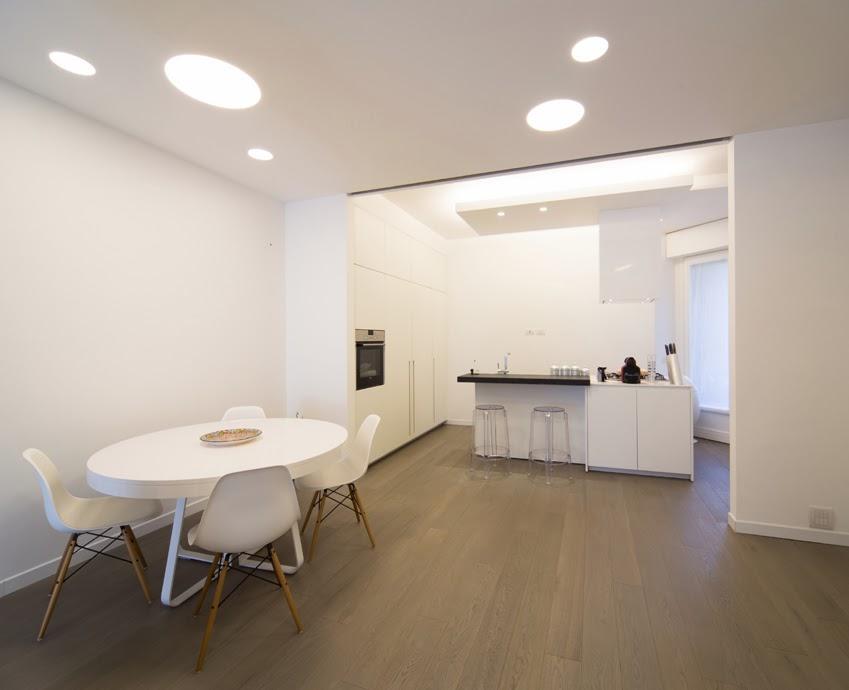 interior relooking: perché scegliere il tavolo rotondo per la zona ... - Tavolo Cucina Rotondo