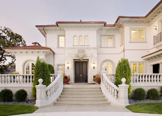 dekorasi rumah mewah