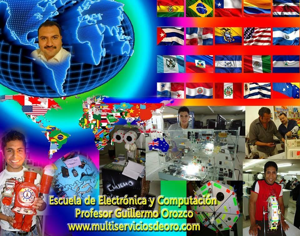 Profesor Guillermo Orozco