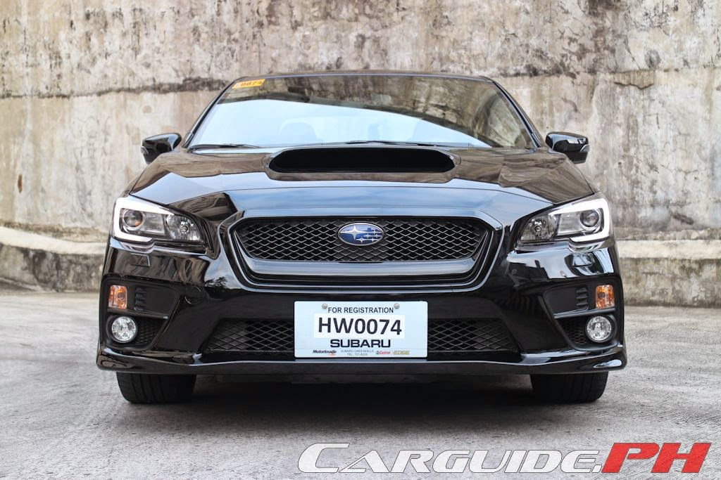 review 2014 subaru wrx cvt philippine car news car reviews automotive features and new car. Black Bedroom Furniture Sets. Home Design Ideas