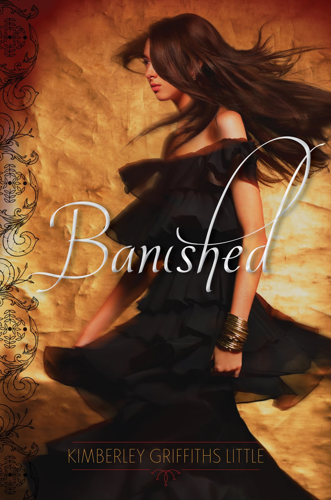 BANISHED, Book 2 in the FORBIDDEN Trilogy, Harpercollins