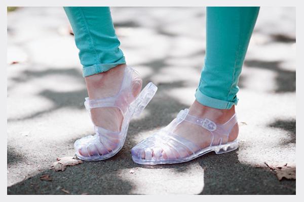 Sandals for Rainy Season