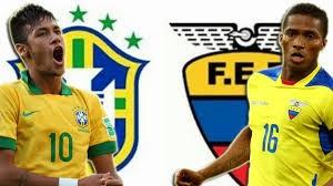 Ver Online Brasil vs Ecuador en Vivo ( Amistoso Internacional (9 09 2014) (HD)