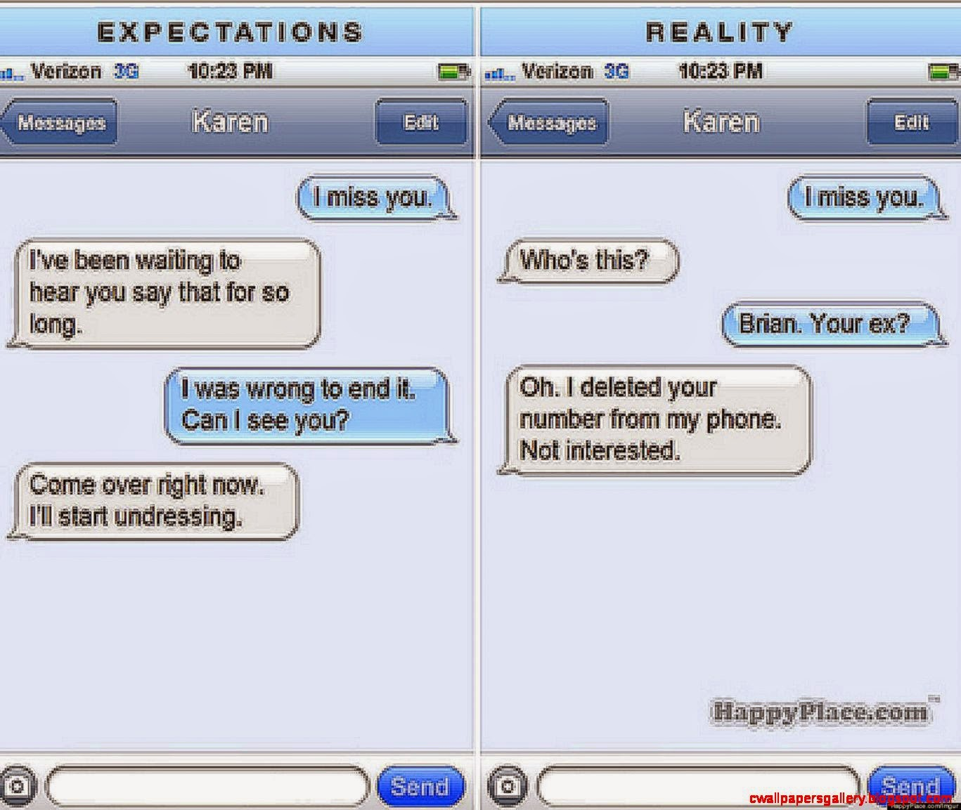 Quotes About Breaking Up With Your Boyfriend Cool O Funny Text
