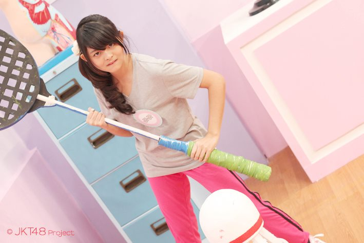 Jeje JKT48 at JKT48 school episode 2