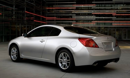 LATEST CARS  2012 Nissan Altima Coupe   Latest Reviews