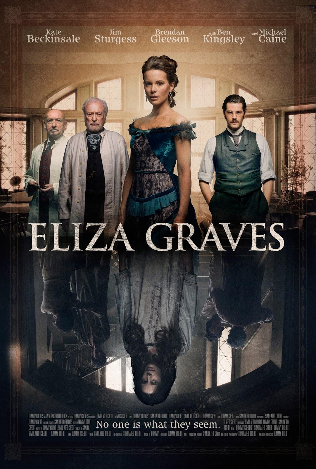 Eliza Graves / Stonehearst Asylum (2014) tainies online oipeirates