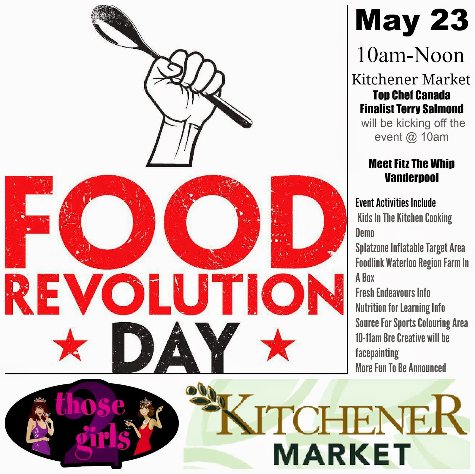 Stuff To Do With Your Kids In Kitchener Waterloo April 2015