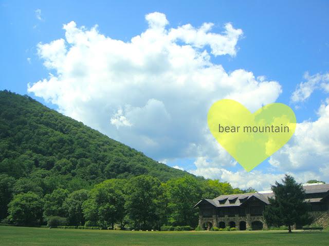 Bear Mountain State Park NY