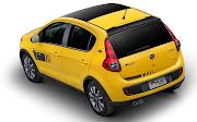 Con esta serie especial, el Fiat Palio todavía cuenta con techo solar .