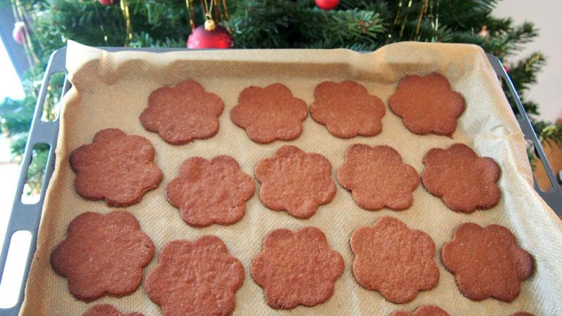 Joulupiparit - gluteeniton