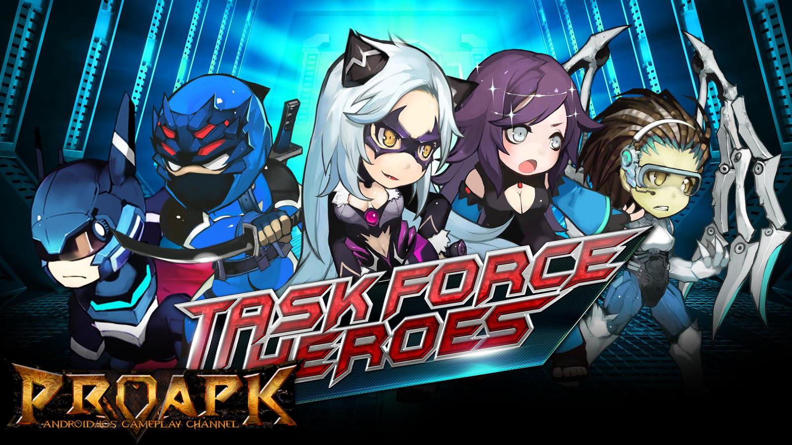 Task Force Heroes