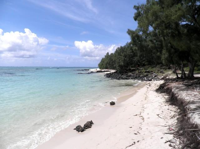 Maurice : plage